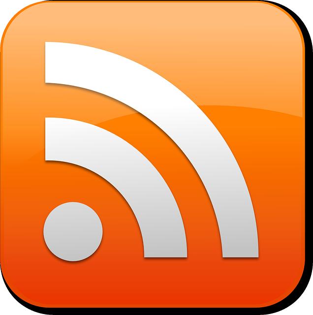 Image Credit: http://pixabay.com/en/icon-media-rss-free-information-41072/